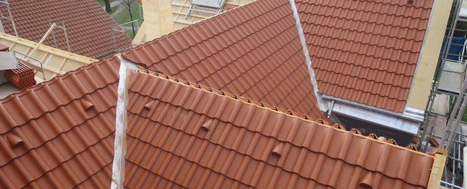 Anschlüsse und Details Dachdeckerarbeiten
