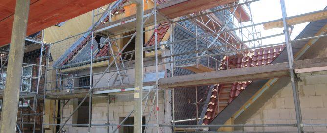 Schieferverkleidung Fassade