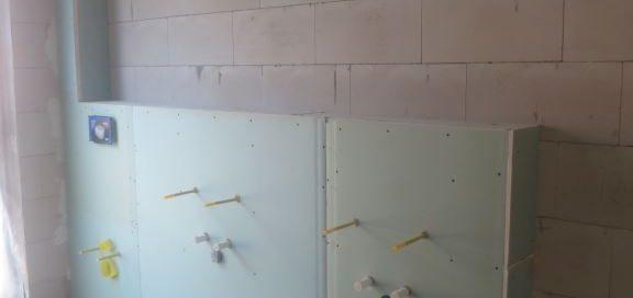 Trockenbauarbeiten_Sanitär