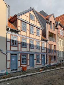 Fassade Haus 2
