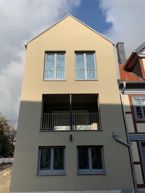 Fassade Haus 4