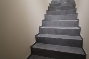 Fliesenarbeiten Treppe