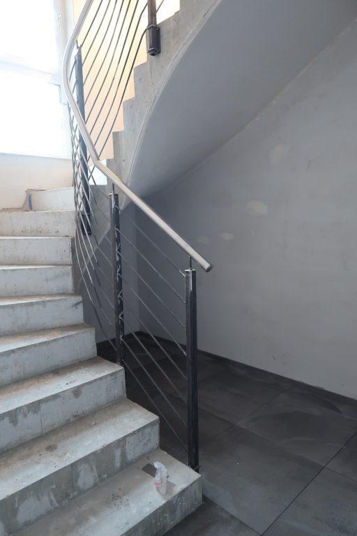Haus 1 - Treppengeländer