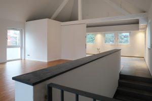 Haus 4 - Blick Wohnzimmer / Küche