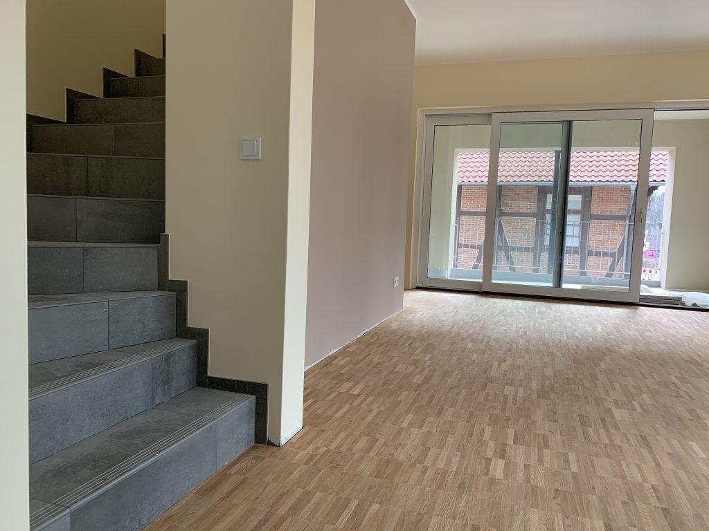 Haus 3 - Blick Wohnen/Loggia