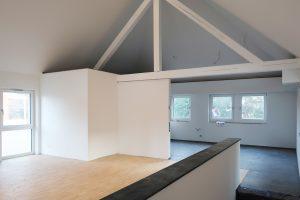 Haus 4 - Blick Wohnraum/Küche