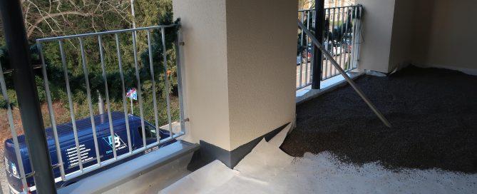 Terrassenplatten Haus 4